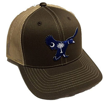 Dixie Fowl Co. South Carolina Hat (Brown/ Tan )