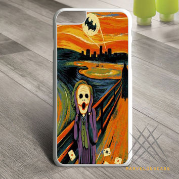 Scream Batman and Joker Custom case for iPhone, iPod and iPad
