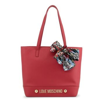Love Moschino Women Red Shoulder bags