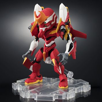 BANDAI NX EDGE STYLE EVANGELION UNIT 02 + S-TYPE EQUIPMENT - Preventa