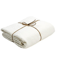 Full Double Duvet Cover Stone Washed Pure French by SHEDLIMITED