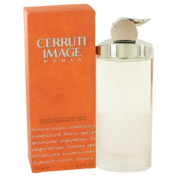 Image By Nino Cerruti Eau De Toilette Spray 2.5 Oz