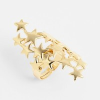 Metal Haven by Kendall & Kylie Star Cluster Midi Ring (Juniors) (Nordstrom Exclusive) | Nordstrom