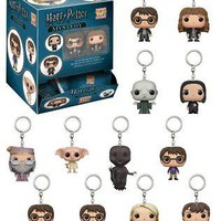Funko Pop Keychain Blindbag: Harry Potter Collectible Figure