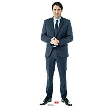 Canadian Prime Minister Justin Trudeau - Advanced Graphics Life Size Cardboard Standup