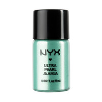 NYX - Loose Pearl Eye Shadow - Turquoise - LP14