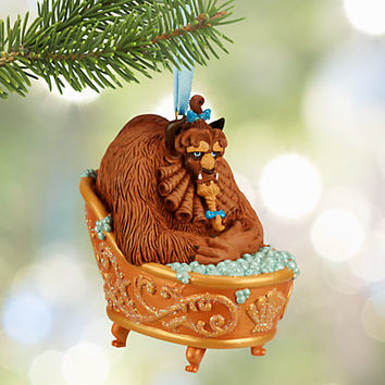 Beast Sketchbook Ornament