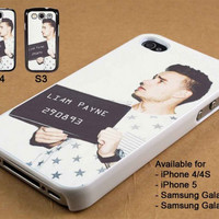Liam Payne One direction iPhone Case And Samsung Galaxy Case