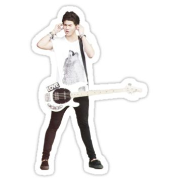 Cheap Calum Hood SHIRT/STICKER