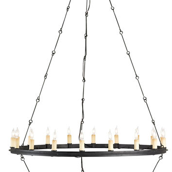 Currey Company Toulouse Chandelier