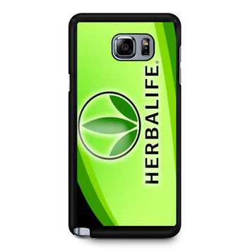 Herbalife Samsung Galaxy Note 5 Case