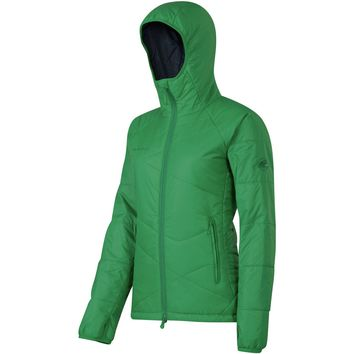 Mammut Pike Hooded Insulated Jacket - Women's