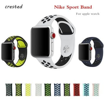 Nike Sports band for apple watch