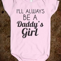 I'LLL ALWAYS BE A DADDY'S GIRL ONE-PIECE