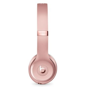 Beats by Dr. Dre Solo 3 Wireless Headphones - Rose Gold