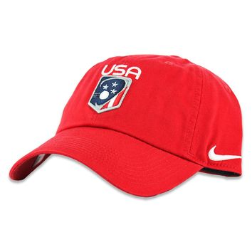 USA Nike Campus Hat | Lacrosse Unlimited