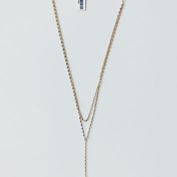 Morgan Half Moon Necklace