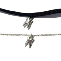 The Loose Tooth Choker Set
