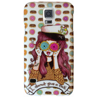 I Donut Give A Fuck Samsung Galaxy S5 Case