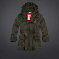 Pacific Coast Parka