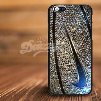 basketball nike For iPhone 4/s, 5/s, 5c,6, 6+ and Samsung S3, S4, S5 Case Plastic or Rubber