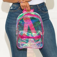 Clear My Mind Backpack