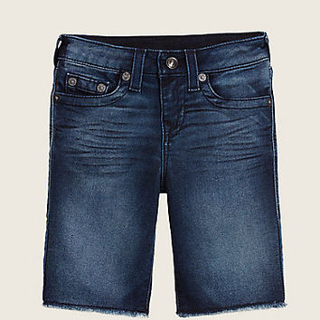 FRENCH TERRY KIDS SHORT