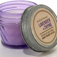 PaddyWax-Lavender and Thyme-Candle-3oz