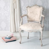 Delphine French Armchair