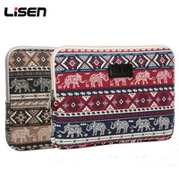 LISEN New Laptop Bag case Laptop Sleeve for Macbook air pro pouch bag for Lenovo Sumsung Asus 11 13 15.6 inch bag For Men Woman