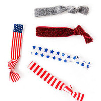 USA Hair Ties