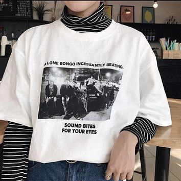 Sound Bites For Your Eyes Tee