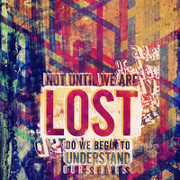 Not until we are lost do we begin to understand ourselves. Art Print by Pixel Pop | Society6