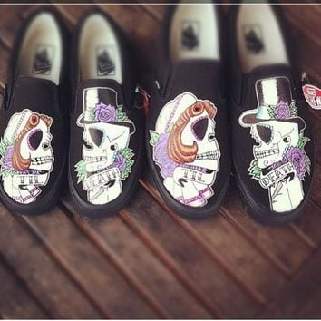 Shoes that Scream, HALLOWEEN!