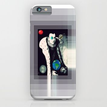 father of the universe iPhone & iPod Case by Kathead Tarot/David Rivera