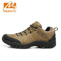 Men Hiking Shoes Water Proof Breathe Outdoor Sneakers Climbing Camping Men Anti-Slip Athletic Sports Shoes