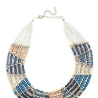 ModCloth Statement Striking Bold Necklace