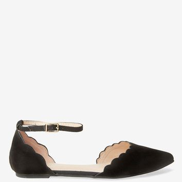 Black 'Honey' Microfibre Pumps | Dorothyperkins