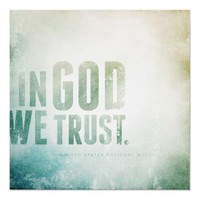 In God We Trust II Posters from Zazzle.com