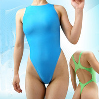 New Arrive Sexy T-Crotch Hot Thong Lingerie Backless High Cut Shapers Womens Thong Bathing Suits Leotard Body Suit