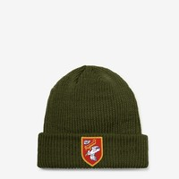 Mother Love Beanie in Olive