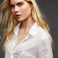 Free People Jack Button Down