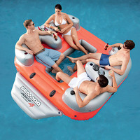 Cooler Couch™ Pool Float