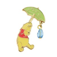 Winnie the Pooh Pin Badge Pooh's Day Disney Store Japan - VeryGoods.JP