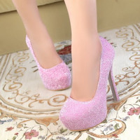 heeled shoes/E13