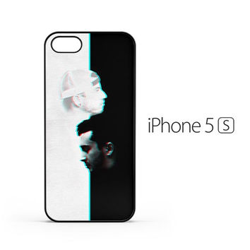 Twenty One Pilots Tyler Joseph Josh Dun iPhone 5 / 5s Case