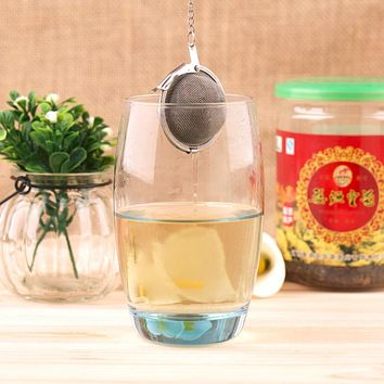 Stainless Steel Mesh Filter Ball Tea Infuser Available in 5 Sizes
