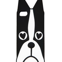 Marc by Marc Jacobs Black Shorty Dog iPhone 5 Case | Tech Accessories by Marc by Marc Jacobs | Liberty.co.uk