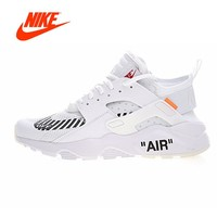 Original New Arrival Authentic Nike Off-wit MT Voor Air Mens Running Shoes Sneakers Outdoor Sneakers Good Quality AA3841-100