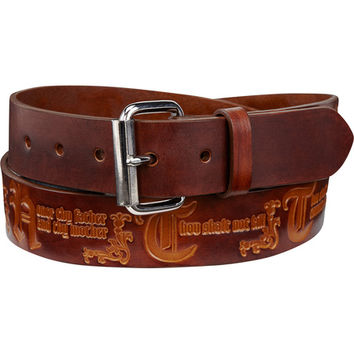 Supreme: Ten Commandments Belt - Brown